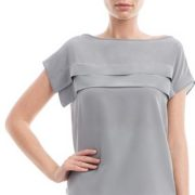 Blue-Crepe-de-chine-Fold-Line-Top3