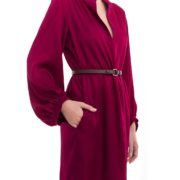 Magenta-silkcrepe-loose-dress3
