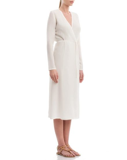 White-crepe-silk-Wrap-Dress1